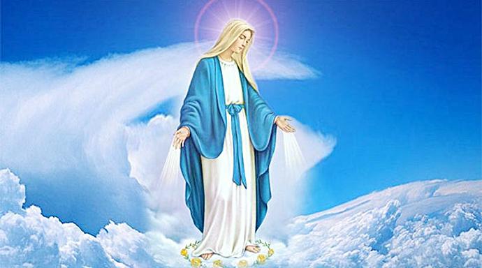 Nanebovzatie Panny Márie